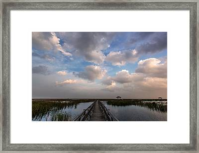 Feel Good Framed Print by Arthit Somsakul