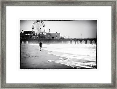 Feeling Strong Framed Print by John Rizzuto