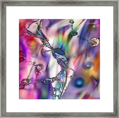 Felici 1 Framed Print by Claudia Gruendler