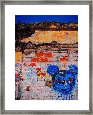 Felipe Framed Print by Skip Hunt