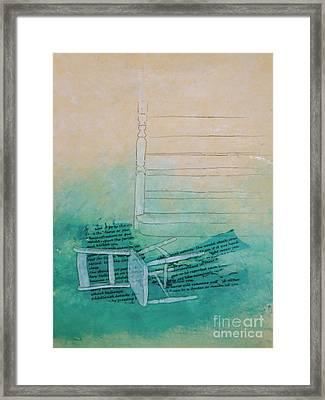 Fell Framed Print by Paul OBrien