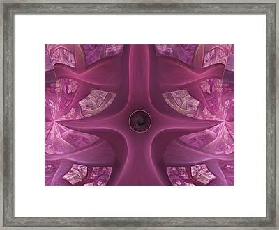 Feminine Connections Framed Print