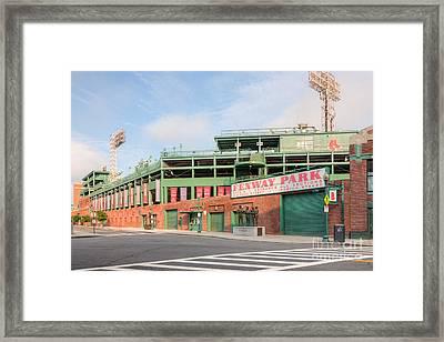 Fenway Park I Framed Print