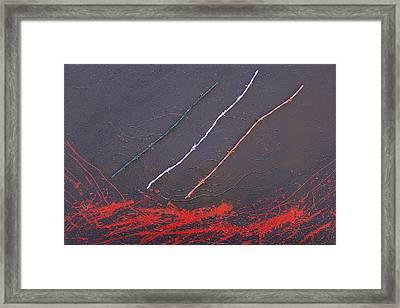 Fetal Framed Print by Brian Rock