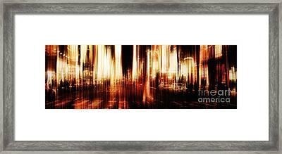 Fever Framed Print by Andrew Paranavitana