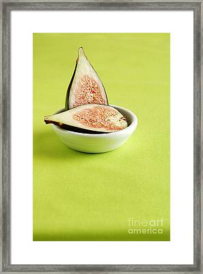 Figs Framed Print by HD Connelly