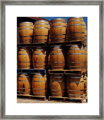 Fill My Cup Lord Framed Print