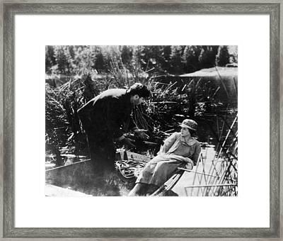 Film: Sunrise, 1927 Framed Print by Granger