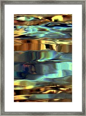 Final 1st Panel Framed Print by Dale   Ford