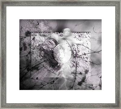 Final Journey  Framed Print by Fania Simon