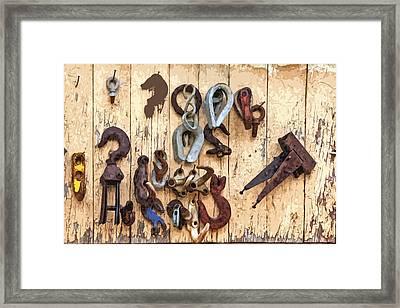 Find 2006 Framed Print by James Steele