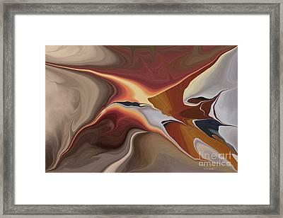 Finding Your Way Framed Print by Deborah Benoit