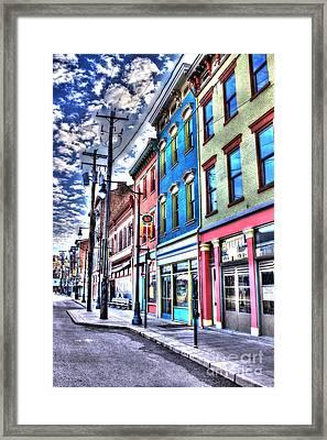 Findlay Market 1 Framed Print