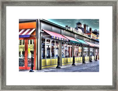 Findlay Market 2 Framed Print