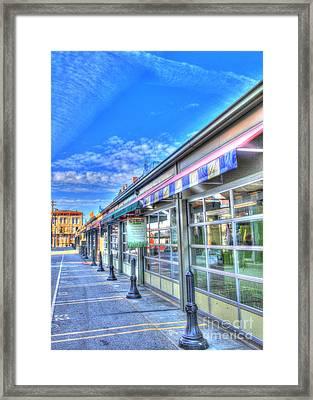 Findlay Market 3 Framed Print