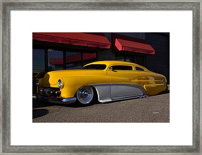 Fine 50 Framed Print by Michael Meroney