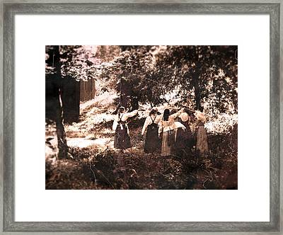 Framed Print featuring the photograph Finland by David Harding