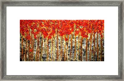 First Light 1 Framed Print by Henry Parsinia