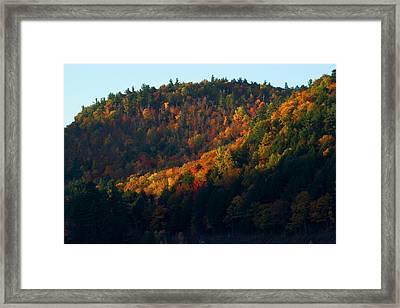 First Morning Light Framed Print