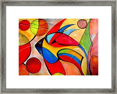 Fish IIi Framed Print