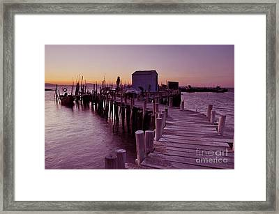 Fisherman's House Framed Print by Armando Carlos Ferreira Palhau