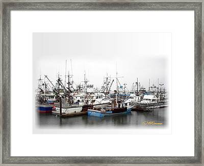 Framed Print featuring the photograph Fishing Nirvana by Sadie Reneau