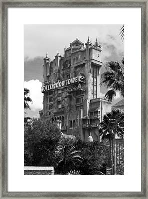 Five Star Hotel Framed Print