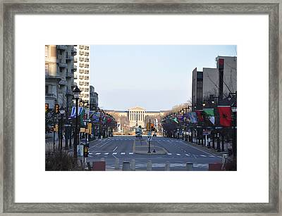Flags Of The World Framed Print by Bill Cannon