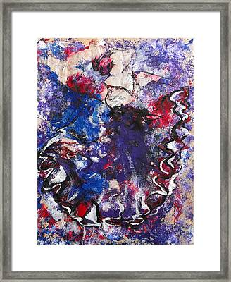 Flamenco Dancer 6 Framed Print