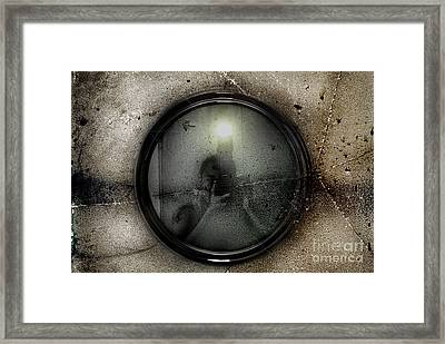 Flash Present Future Framed Print by Yhun Suarez