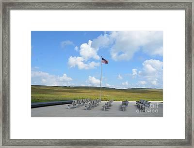 Flight 93 Memorial Framed Print