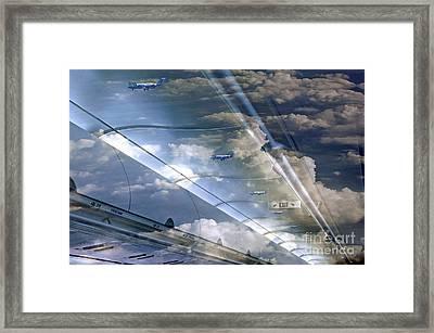 Flight II Framed Print by Robert Meanor