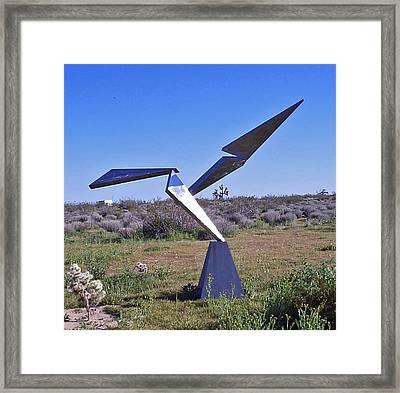 Flight  Framed Print by John Neumann