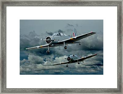 Flight Of The Winjeels Framed Print
