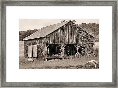 Flint Hills Virginia Framed Print by JC Findley