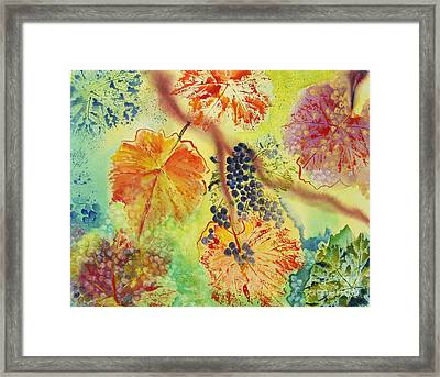 Floating Framed Print by Karen Fleschler