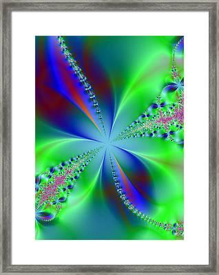 Flora Framed Print by Ester  Rogers