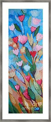 Floramaris Framed Print by Lutz Baar