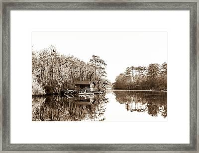 Framed Print featuring the photograph Florida by Shannon Harrington