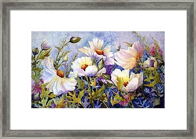 Flower Fantasy Framed Print by Daydre Hamilton