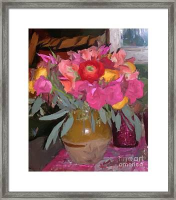 Flower Show 2006 Framed Print