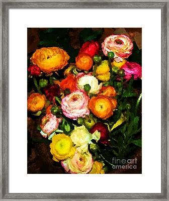 Flower Show 2009 Framed Print