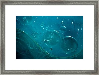 Fluidism Aspect 43 Photography Framed Print by Robert Kernodle