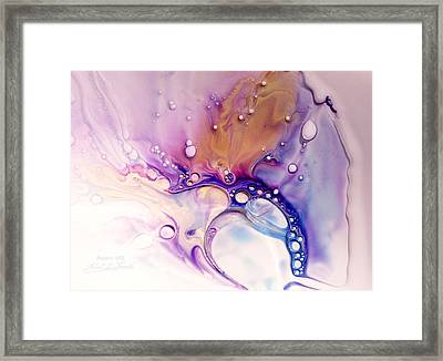 Fluidism Aspect 601 Photography Framed Print by Robert Kernodle