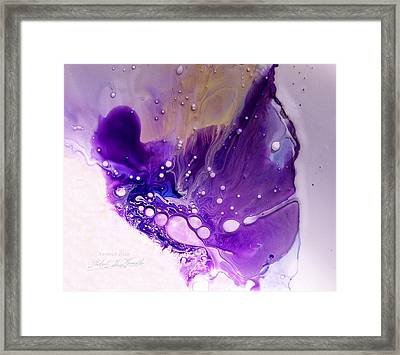 Fluidism Aspect 602 Photography Framed Print by Robert Kernodle