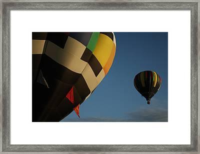 Fly Away Framed Print by Fredrik Ryden