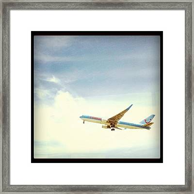 Fly Awayyy Framed Print