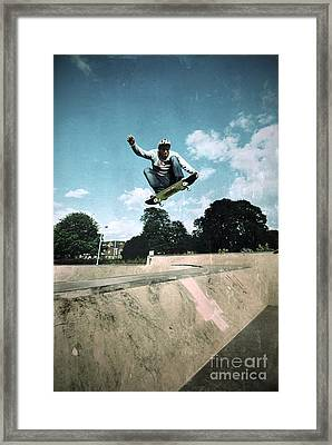 Fly High Framed Print