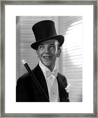 Flying Down To Rio, Fred Astaire, 1933 Framed Print by Everett