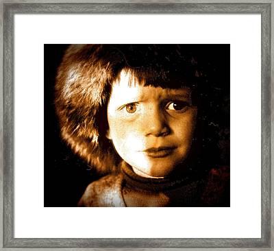Focused Framed Print by Ion vincent DAnu
